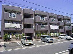 愛知県西尾市永吉2丁目の賃貸マンションの外観