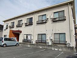 三重県松阪市朝日町一区の賃貸マンションの外観