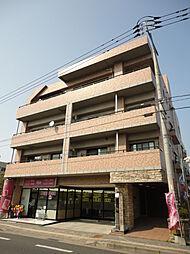 福岡県北九州市八幡西区八枝4丁目の賃貸マンションの外観