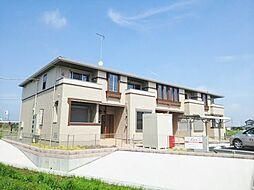 千葉県茂原市上茂原の賃貸アパートの外観