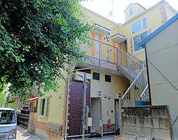 ユナイト 汐入ムーランルージュ[2階]の外観