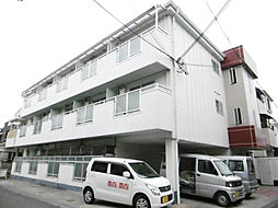 大阪府高槻市八幡町の賃貸マンションの外観