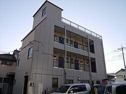 田所マンション[201号室]の外観