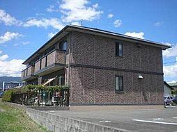 ヴェル・プロフォーンD棟[2階]の外観
