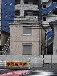 福岡県北九州市小倉北区重住3丁目の賃貸アパートの外観