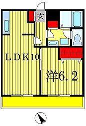 t.m.placeII[3階]の間取り