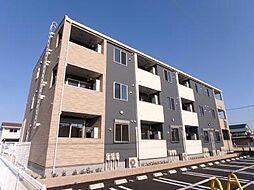 仮)安城市和泉町アパート[105号室]の外観