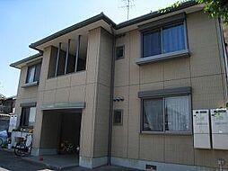 大阪府東大阪市衣摺1丁目の賃貸アパートの外観