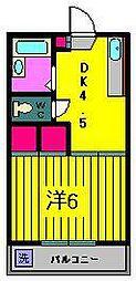 稲毛駅 3.9万円