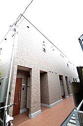 東京都世田谷区桜丘2丁目の賃貸マンションの外観