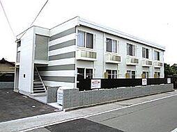 兵庫県加古川市野口町良野の賃貸アパートの外観