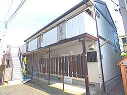 コーポハイネスA[1階]の外観