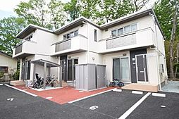 宮城県仙台市青葉区愛子中央3丁目の賃貸アパートの外観