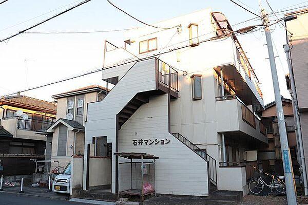 石井マンション 2階の賃貸【埼玉県 / 坂戸市】