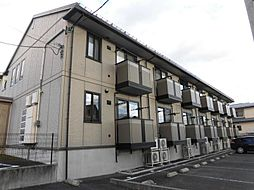 JR山形新幹線 山形駅 バス25分 十中前バス停下車 徒歩4分の賃貸アパート