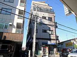兵庫県川西市多田桜木1丁目の賃貸マンションの外観