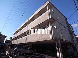 コンフォールサキ[3階]の外観