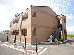 西鉄天神大牟田線 三潴駅 徒歩14分の賃貸アパート