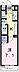間取り,1K,面積26.35m2,賃料5.5万円,神戸市西神・山手線 板宿駅 徒歩11分,山陽電鉄本線 板宿駅 徒歩11分,兵庫県神戸市須磨区神撫町1丁目