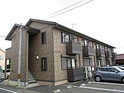 ルミエール和田橋[206号室]の外観
