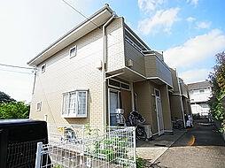 [テラスハウス] 千葉県松戸市上矢切 の賃貸【/】の外観