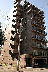 サザンサテライト北大[3階]の外観