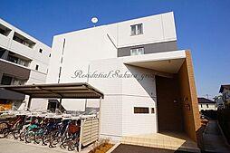 神奈川県藤沢市石川1丁目の賃貸マンションの外観