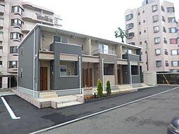 宮崎県宮崎市田代町の賃貸アパートの外観