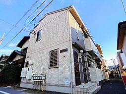 東京都練馬区中村南1丁目の賃貸アパートの外観