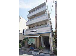 ソリッドリファイン武蔵新城[2階]の外観