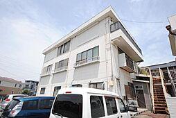 埼玉県越谷市宮本町4丁目の賃貸マンションの外観