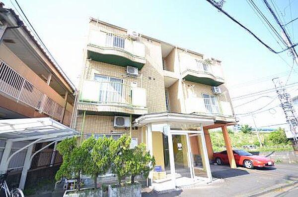エクセル東藤沢[3階]の外観