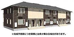 D−room南吉田(仮)[B203 号室号室]の外観