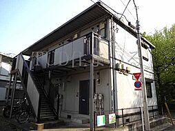 ビューコート桜川[1階]の外観