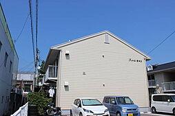 プレジール倉本 B棟[2階]の外観