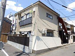 京都府京都市東山区池殿町の賃貸アパートの外観