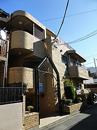 埼玉県所沢市美原町5丁目の賃貸マンションの外観
