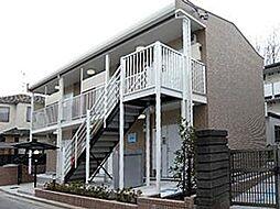 埼玉県さいたま市桜区上大久保の賃貸アパートの外観