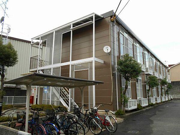 レオパレストミー 1階の賃貸【大阪府 / 大東市】