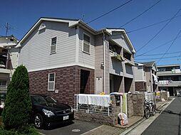 [テラスハウス] 大阪府八尾市刑部4丁目 の賃貸【/】の外観