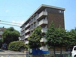 市川マンション[401号室]の外観