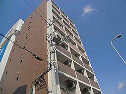 大阪府堺市北区長曽根町の賃貸マンションの外観