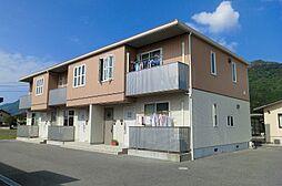 ブランドールT A棟[2階]の外観