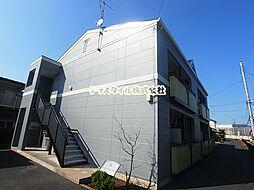 神奈川県厚木市及川2丁目の賃貸アパートの外観