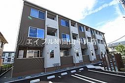 JR山陽本線 高島駅 徒歩13分の賃貸アパート