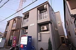 stage瓢箪山[101号室]の外観