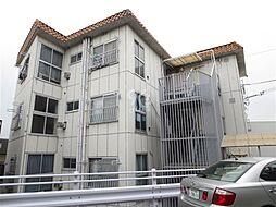兵庫県神戸市垂水区舞子台8丁目の賃貸マンションの外観