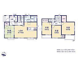東武野田線 逆井駅 徒歩26分
