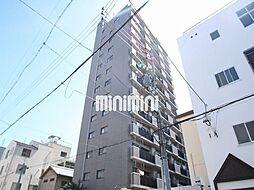 Scudetto Matsubara[5階]の外観