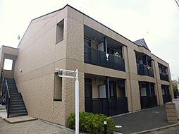 東京都武蔵村山市伊奈平4の賃貸マンションの外観